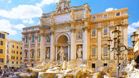 Highlights of Baroque Rome: Squares and Fountains with the Trevi Fountain G