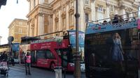 Hop-On Hop-Off Bus Tour of Rome With Gourmet Food Walking Tour