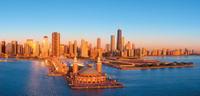 Picture of Chicago Sunset Dinner Cruise with Buffet
