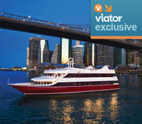 Book Viator VIP: Exclusive NYC New Year's Eve Luxury Dinner Cruise Now!