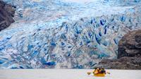 Mendenhall Glacier Canoe Paddle and Trek