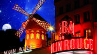 Dinner and Show at the Moulin Rouge with return transfer to Central Paris Hotel