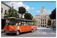 Picture of Savannah Hop-on Hop-off Trolley Tour