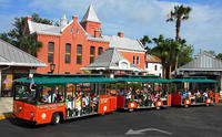 St Augustine Hop-On Hop-Off Trolley Tour