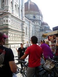 Florence Super Saver: City Bike Tour plus Skip-the-Line Accademia Gallery Tour