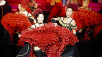 Paradis Latin Paris Dinner and Show