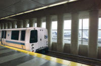 San Francisco Airport Roundtrip BART Transfer