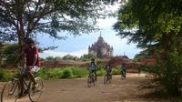 Half Day Adventure Bagan Bike Tour Including Lunch