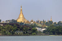 Yangon Small Group City Tour