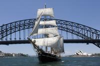 Australia Day Tall Ship Cruises on Sydney Harbour image 1