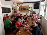 Brussels Beer Tasting Tour
