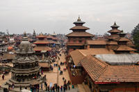 Cultural Walking Tour: Swayambhunath and Durbar Square with Cooking Lesson