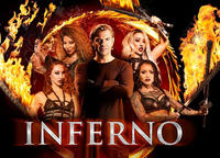Inferno: The Fire Spectacular at Paris Las Vegas