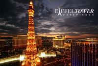 New Year's Eve at the Eiffel Tower Experience at Paris Las Vegas