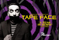 Tape Face at the Flamingo Hotel and Casino Las Vegas