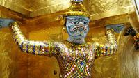 Bangkok Grand Palace and River of Kings Canal Cruise Small-Group Tour