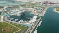 Seaplane Tour of Abu Dhabi and Private Discovery Tour