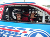 Las Vegas Richard Petty Ride Along Experience