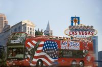 2-Day Las Vegas Hop-on Hop-off Double-Decker Bus Tour
