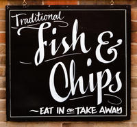 Private Tour: London Evening Walking Tour Including Fish and Chips Dinner
