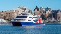 Seattle to Victoria,BC High Speed Passenger Ferry ROUNDTRIP