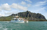 Kaneohe Bay Cruise by Catamaran on Oahu