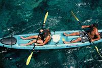 Picture of Snorkel, Kayak and Dolphin Experience in the Big IslandÂ's Kealakekua Bay