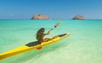 Picture of Kayaking Tour of Kailua Bay with Lunch