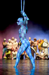"""""""O™"""" by Cirque du Soleil® at the Bellagio Hotel and Casino"""