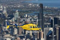 Melbourne Helicopter Tour: Super-Saver Scenic Flight, Melbourne City Adventure & Extreme Sports