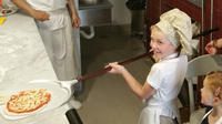 Italian Pizza Making Class for kids and families in Rome