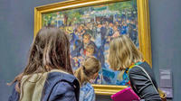 Skip-the-line Orsay Museum Private Guided Tour for Kids and Families