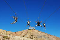Bootleg Canyon Zipline-Tour