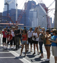 World Trade Center Walking Tour