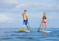 Stand Up Paddling Mangrove Lagoon Visite - Charlotte Amalie -