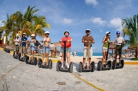 Cozumel Shore Excursion: Segway and Snorkel Adventure Tour