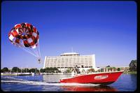 Tandem Parasailing at Disney's Contemporary Resort Picture
