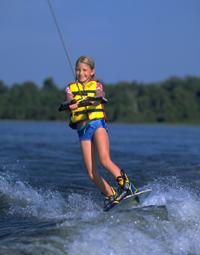 Water Ski, Slalom Ski, Wakeboard and Tube at Disney's Contemporary Resort