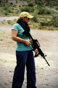 Phoenix Shooting Range: Firearms Course & Firing Line Shooting