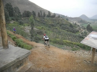 Road to Pachacamac: Small-Group Bike Tour from Lima