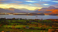 Day Trip to Loch Lomond and Trossachs National Park with Optional Stirling Castle Tour from Edinburgh