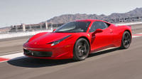 Exotic Car Driving Experience Power Package