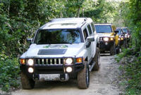 All-Inclusive Self-Drive Hummer Tour: Snorkeling, Ziplining and Interactive Zoo