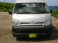 St Kitts Airport Roundtrip Transfer