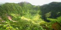 Volcano Crater Hiking Tour in St Kitts
