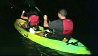 Bioluminescent Kayak Adventure from San Juan