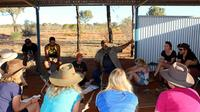 Aboriginal Homelands Experience from Ayers Rock including Sunset image 1