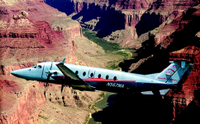 Deluxe Grand Canyon West Rim Airplane Tour with Optional Helicopter Tour