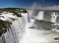 Brazilian Side of Iguassu Falls Half Day Sightseeing Tour