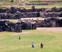 Archeological Park of Sacsayhuaman Half-Day Tour